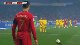 Cristiano Ronaldo plays That Science can't explain